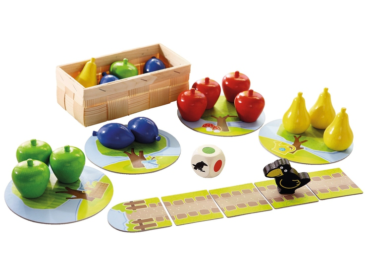 3177 MY VERY FIRST GAMES - MY FIRST ORCHARD