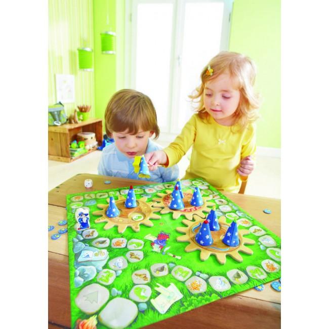 HABA บอร์ดเกมเด็ก 3267 PETITS MAGICIENS