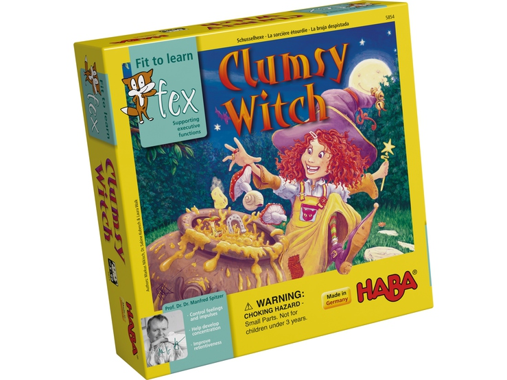5854 CLUMSY WITCH