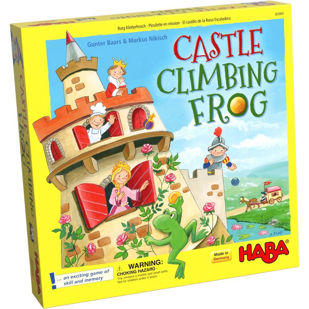 บอร์ดเกมเด็ก 303993 CASTLE CLIMBING FROG