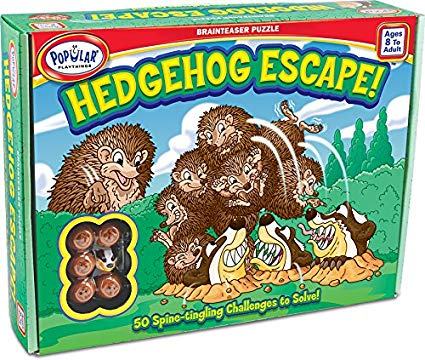 HEDGEHOG ESCAPE